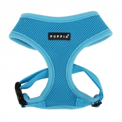 Harnais Puppia soft turquoise