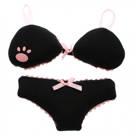 Jouet pour chien Peluche bikini