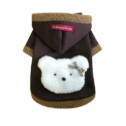 Manteau pour chat Teddy Bear