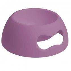 Gamelle pour chien et chat coloris violet