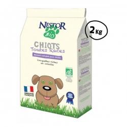 Croquettes Bio pour chiot
