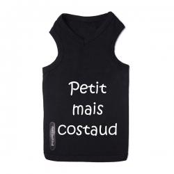 T-shirt pour chien Costaud