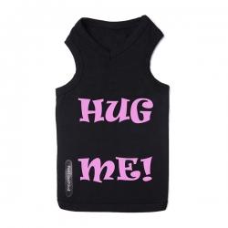T-shirt pour chien Hug me