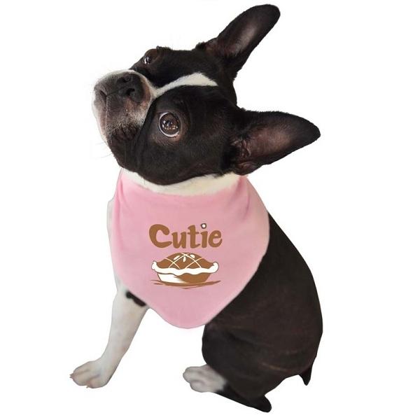 bandana rose pour petit et grand chien accessoires chien oh pacha. Black Bedroom Furniture Sets. Home Design Ideas
