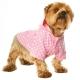 Imperméable pour chien Petit Lutin rose