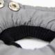 Manteau pour chien gris Pretty