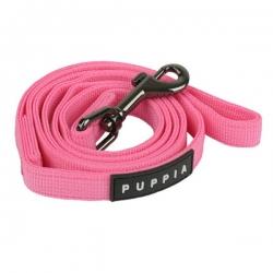 Laisse pour chien rose Puppia
