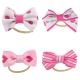 Noeuds pour chien pretty in pink