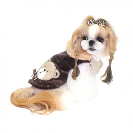 Manteau pour chien Mon Ours