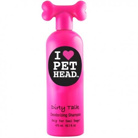 Shampooing doux pour chien désodorisant Pet Head