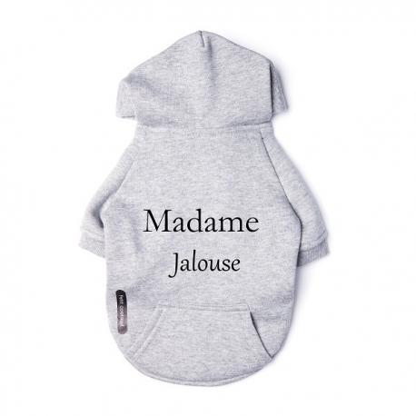 Sweat pour chien Madame Jalouse