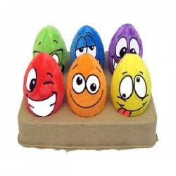 Jouet pour chien Les œufs en folie