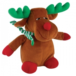 Jouet pour chien Renne de Noël