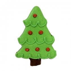 Biscuit bio pour chien sapin de Noël