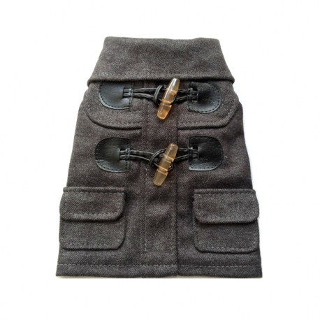 Manteau pour chien Duffle coat