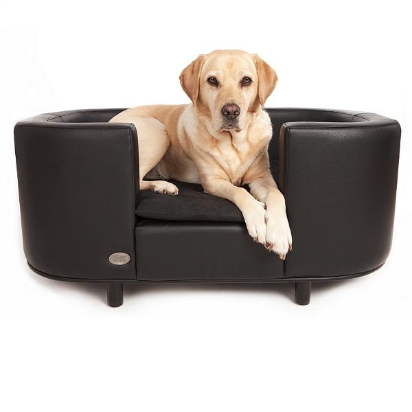 canape en bois pour chien