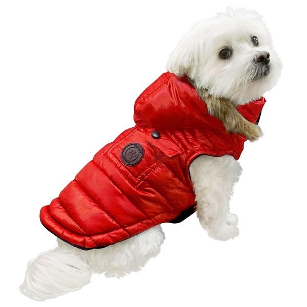 manteau chien imperm able meg ve manteaux pour chien oh pacha. Black Bedroom Furniture Sets. Home Design Ideas