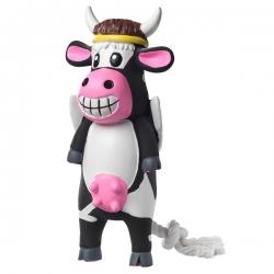 Jouet pour chien Maggie la vache
