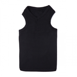 T-shirt pour chien noir