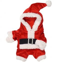 Costume de Noël pour chien