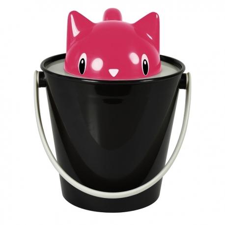 Container à croquettes pour chat