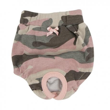 culotte pour chienne rose culotte hygi nique pour chien. Black Bedroom Furniture Sets. Home Design Ideas