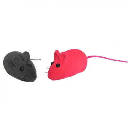 Jouet pour chat les soeurs souris