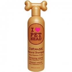 Shampooing doux pour chien nourrissant Pet Head