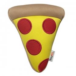Jouet pour chien pizza