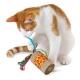 Jouet pour chat tourneboule