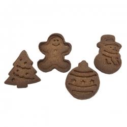 Biscuit pour chien Joyeux Noël