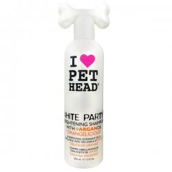 Shampooing pour chien poils blancs Pet Head