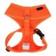Harnais pour chien orange fluo Puppia