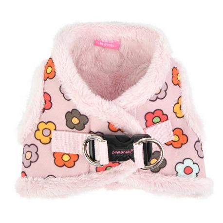 Harnais veste pour chien Hippie chic