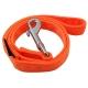 Laisse pour chien orange fluo Puppia