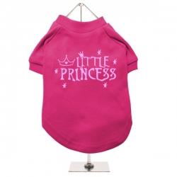 T-shirt pour chien Princesse