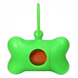 Ramasse-crotte vert fluo
