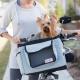 Panier de transport à vélo pour chien et chat