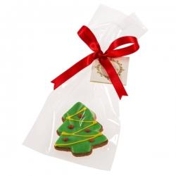 Biscuit pour chien sapin de Noël