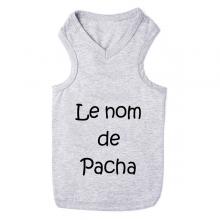 T-shirt pour chat